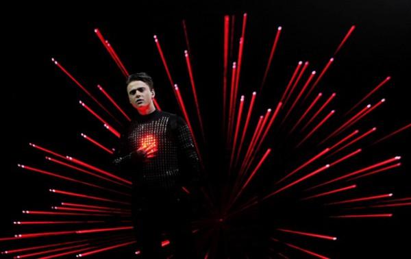 Alekseev едет на Евровидение-2018