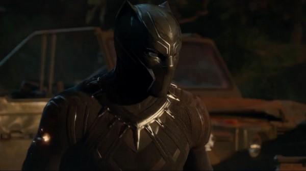Черная пантера - новый супергерой студии Marvel.
