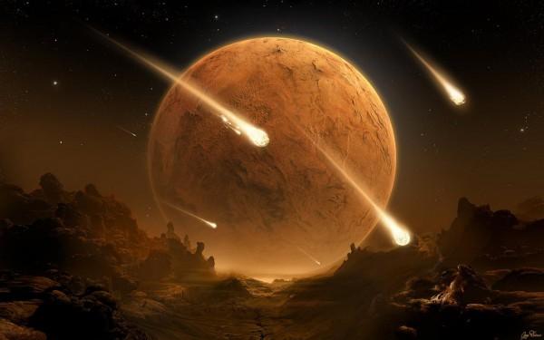 Метеоритный дождь и падение астероида - лишний повод пересмотреть хорошее кино