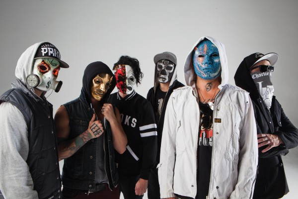 Hollywood Undead выступят в Киеве 15 марта 2016 года