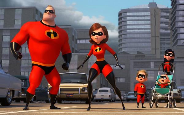 Суперсемейка - один из лучших мультфильмов студии