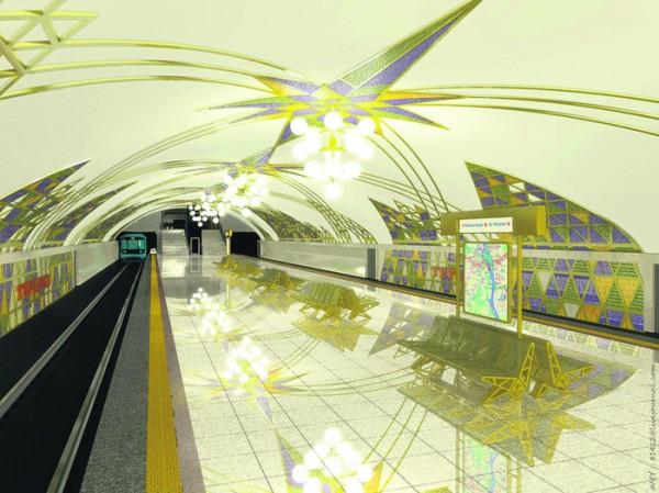 Станцию метро Теремки обещают сдать в августе