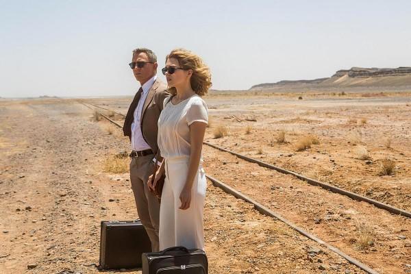 Фильм 007:Спектр уже устанавливает рекорды в мировом прокате