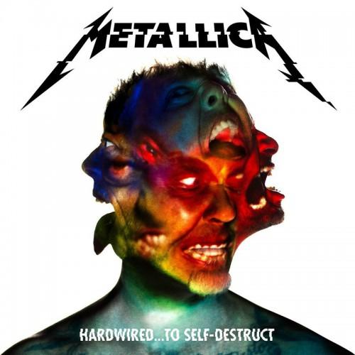 Обложка нового альбома Hardwired… To Self-Destruct