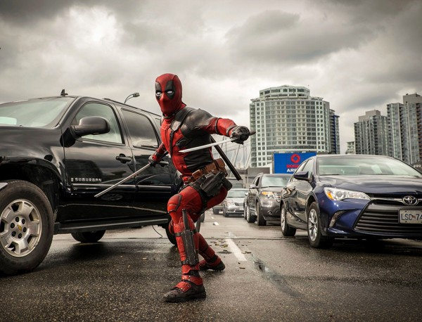 Долгожданный фильм Дэдпул/Deadpool стартует в украинском прокате 11 февраля