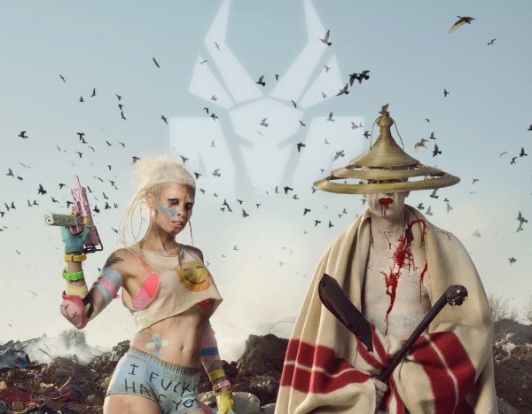 Die Antwoord готовят новый альбом