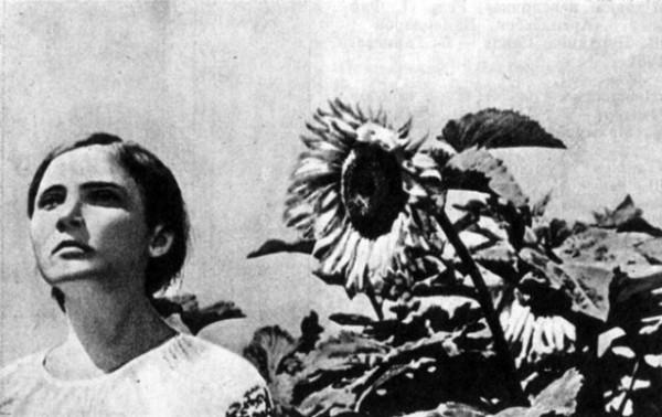 Кадр из фильма Земля (1930)