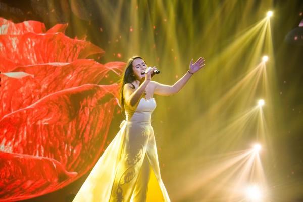Джамала представит Украину на Евровидении
