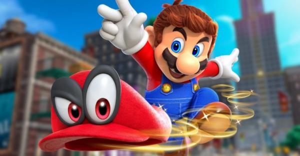 Марио станет героем мультфильма