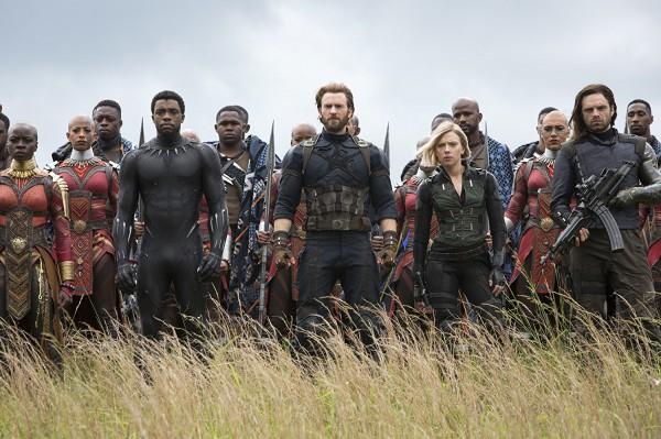 Новый фильм о Мстителях бьет рекорда