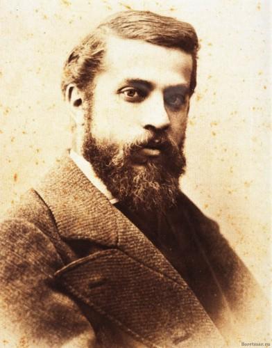 Антонио Гауди (1852 - 1926)