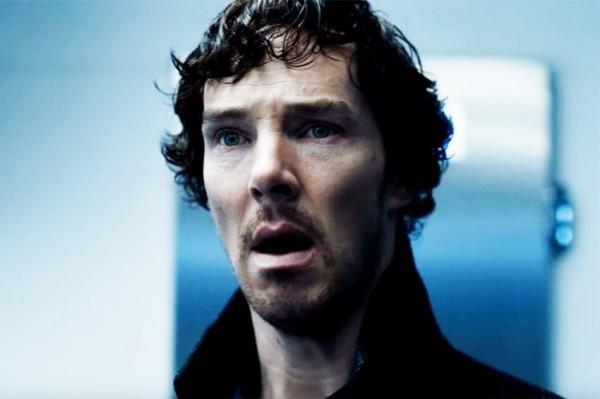 Новый 4 сезон сериала Шерлок стартует 1 января.
