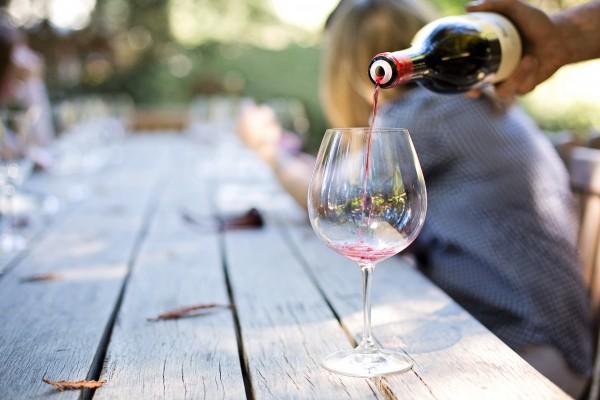 На выходных в Киеве пройдет фестиваль вина и глинтвейна.