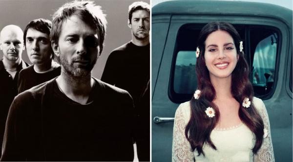 Radiohead судится с Ланой Дель Рей