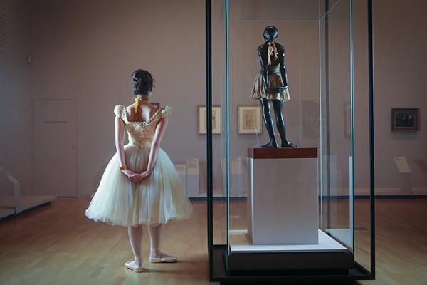 Маленькая 14-летняя танцовщица (1881)