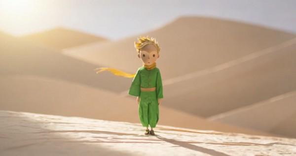 Это первый полнометражный мультфильм, снятый по повести Маленький принц Антуана де Сент-Экзюпери