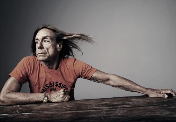 Игги Поп - крестный отец панк-рока