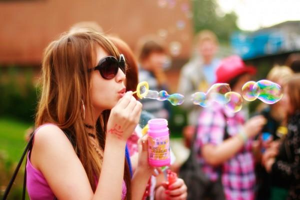 1 июня на Пейзажной аллее состоится Фестиваль мыльных пузырей, в котором могут принять участие все желающие