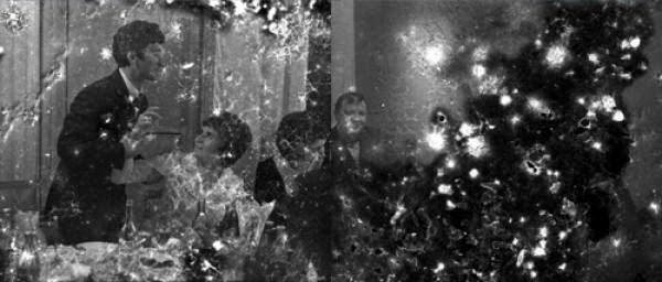 Зеркало Архива - новая выставка о Холодной войне от Бурхарда вон Хардера