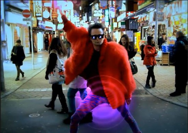 Muse представили клип на композицию Panic Station