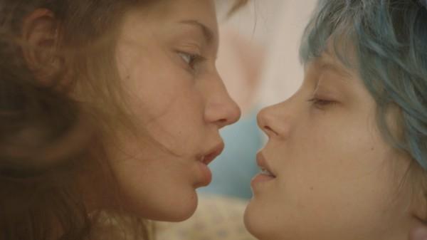 На Одесском МКФ покажут фильм-победитель Каннского фестиваля Абделатифа Кешиша Жизнь Адель/La vie d'Adele