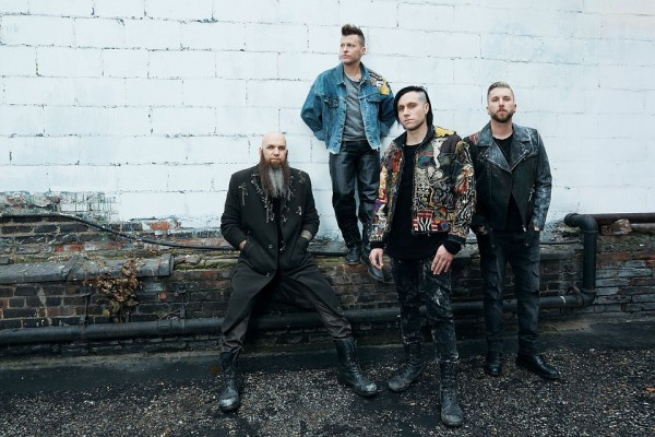 Группа Three Days Grace выступит в Киеве.