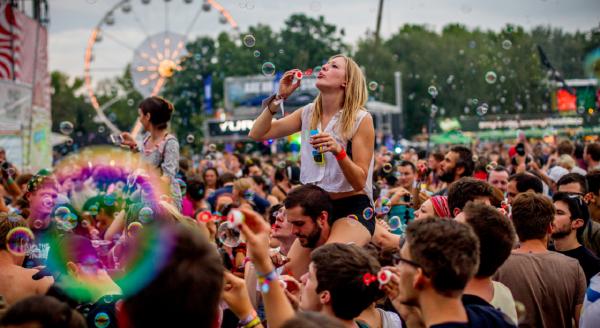 В эту пятницу в Киеве стартует сразу два фестиваля.