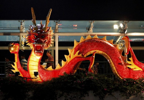 Китайский Новый Год 2014 - Год Синей Лошади - стартует 31 января