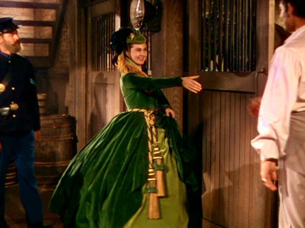 Скарлетт штора платье