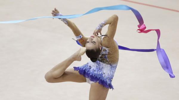 27 августа в столице стартует 32-й чемпионат мира по художественной гимнастике