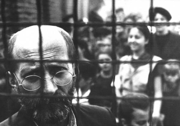 Януш Корчак в гетто
