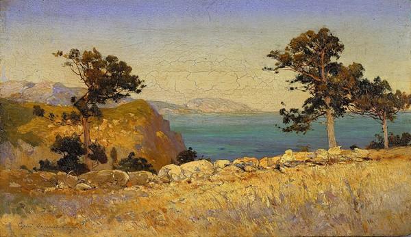 Сергей Васильковский. Крымский берег (1890)
