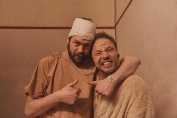 Группа Kasabian сняли новый клип и Стивена Грэма в нем.