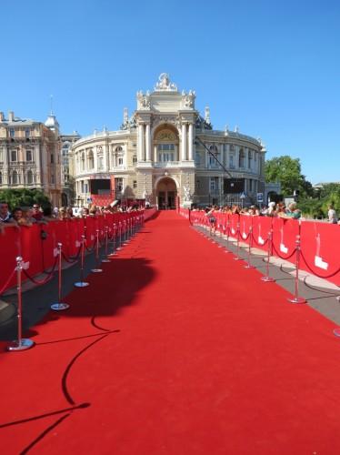 Торжественная церемония открытия Одесского международного кинофестиваля пройдет в Одесском театре оперы и балета