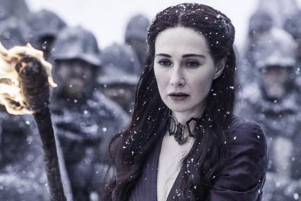 Мелисандра вернется в финальном сезоне