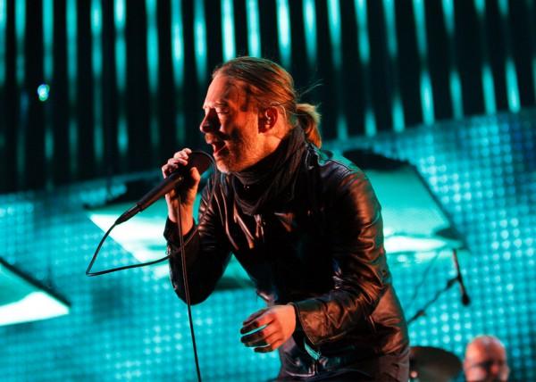 Radiohead выпустили долгожданный новый альбом 8 мая