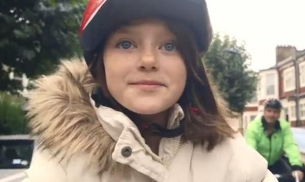 Фрагмент видеоролика организации Save the Children