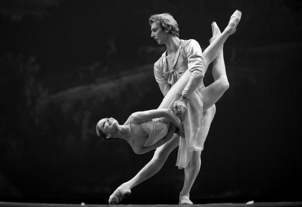 Евгения Образцова и Семен Чудин