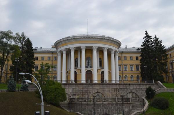 Полное оригинальное название Института - Императорское воспитательное общество благородных девиц