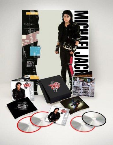 Так выглядит юбилейное издание альбома Майкла Джексона Bad