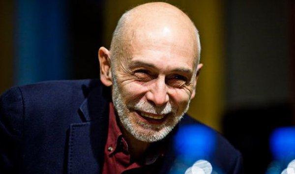 Леонид Юзефович на Книжном Арсенале даст мастер-класс по сценическому искусству