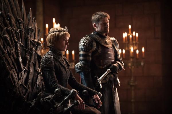 Новые фото со съемок сериала Игра престолов.