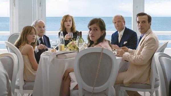 Главные роли в фильме исполнили Изабель Юппер и Жан-Луи Трентиньян.