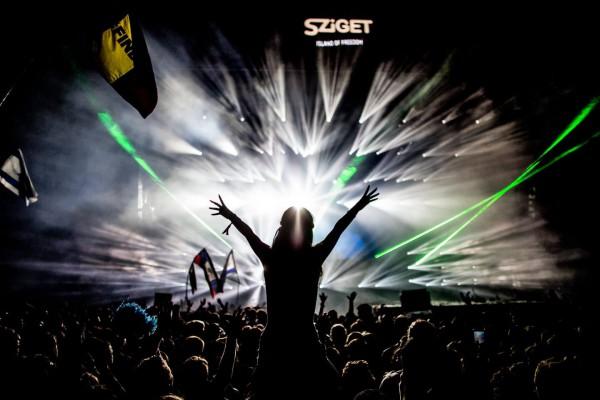 Sziget Festival пройдет 9-16 августа 2017 года
