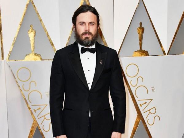 Кейси Аффлек взял Оскар как Лучший актер.