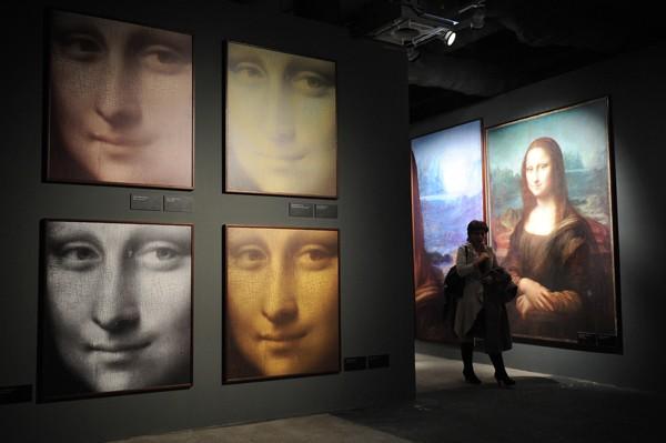 Фото с выставки Гений да Винчи в Москве. Фото с сайта http://www.pravda.ru/