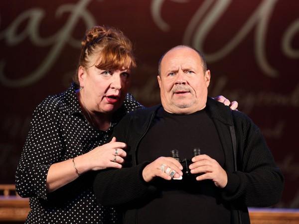 Семейная идиллия - остроумная комедия о семье с Алексеем Маклаковым и Татьяной Кравченко