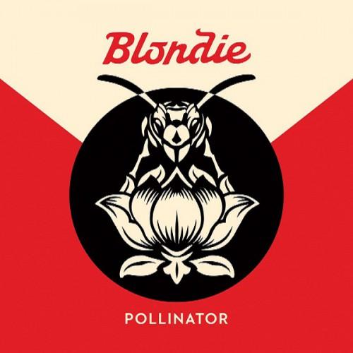 Обложка нового альбома Blondie под названием Рollinator