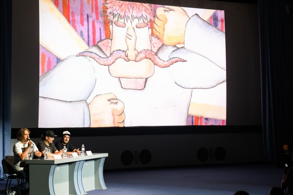 Гупало Василь - первый официальный анимационный клип в истории ТНМК.