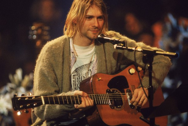 Концерт Nirvana на MTV Unplugged, 1993
